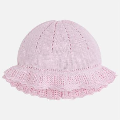 Mayoral Baby Rose Hat