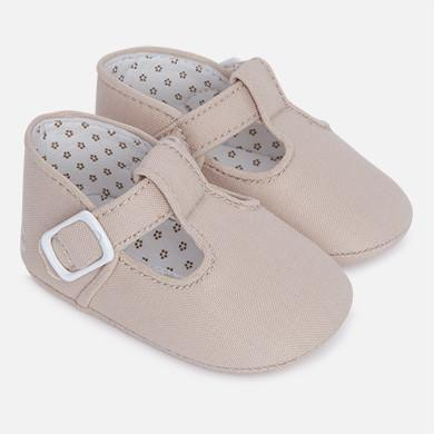 Mayoral Baby Shoes in Beige