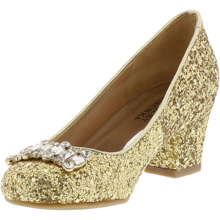 Badgley Mischka Adorb in Gold