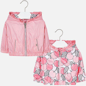 Mayoral Cherry Reversible Windbreaker summer infant