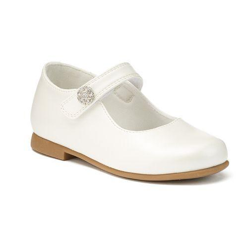 Rachel Shoes in Pearlized White