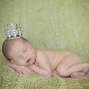 Daisy Baby Heirloom Crown