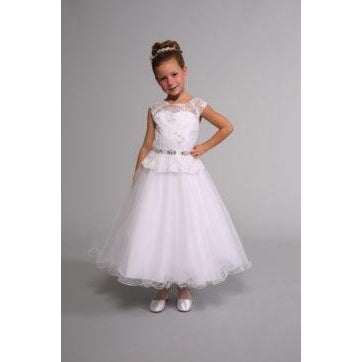 Sweetie Pie Tulle and Lace Dress