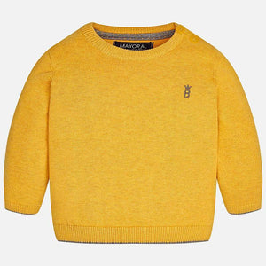 Mayoral Basic Cotton Sweater