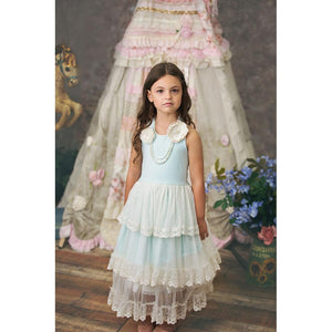 Frilly Frocks Filomena Pearls
