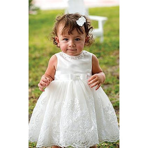 Sarah Louise Ceremonial Ballerina Dress #070017
