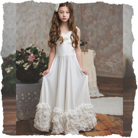Frilly Frocks Bethany Maxi Dress