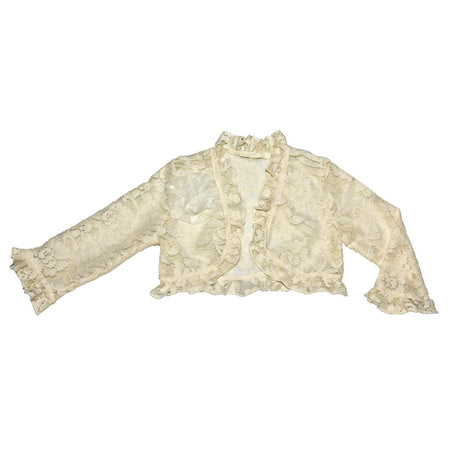 Magpie & Mabel Ivory Willa Shrug