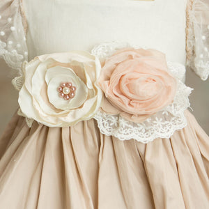 Frilly Frocks Charlotte Sash