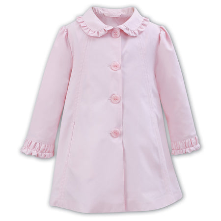 Sarah Louise Pink Lightweight Jacket