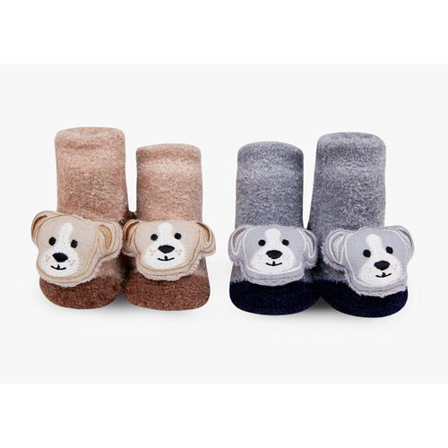 Waddle Puppy Rattle Socks