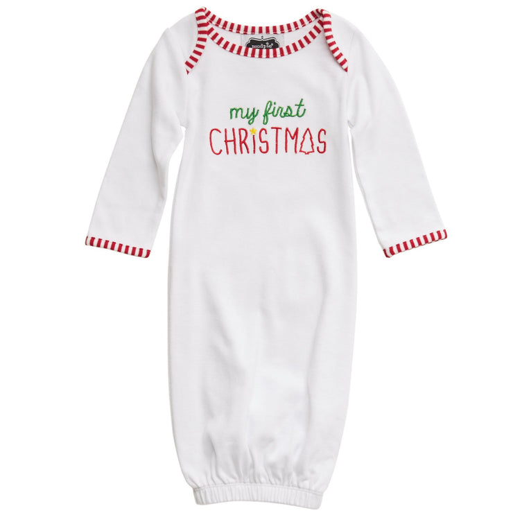 Mud Pie First Christmas Gown – Layla\'s Boutique KOP