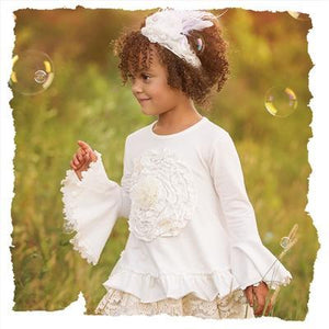 Frilly Frocks Bethany Butterfly Top