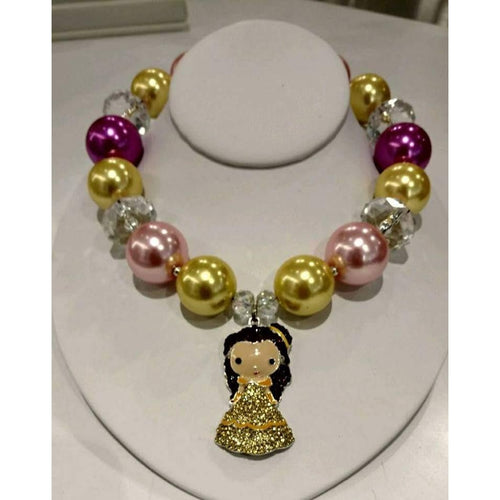 Posh And Prissy Belle Necklace