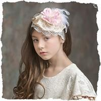 Frilly Frocks Millicent Headband