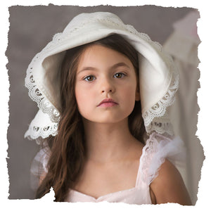 Frilly Frocks Brim Hat