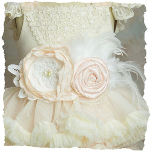 Frilly Frocks Filomena Sash