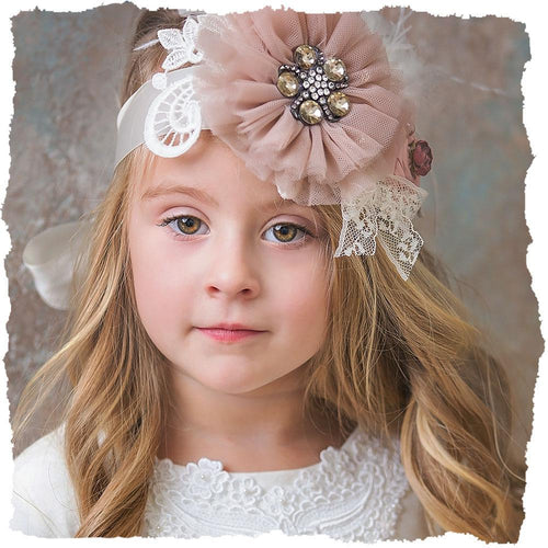 Frilly Frocks Headband
