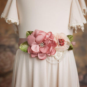 Frilly Frocks Sash