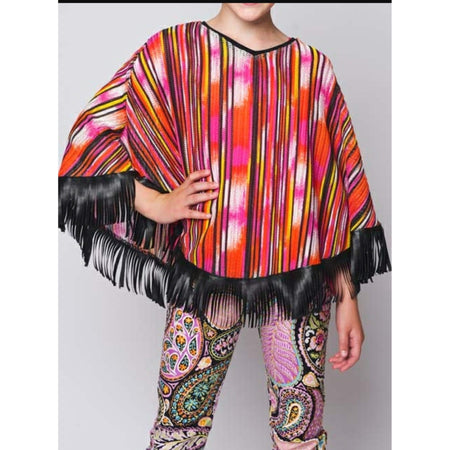 Tery Elle Poncho