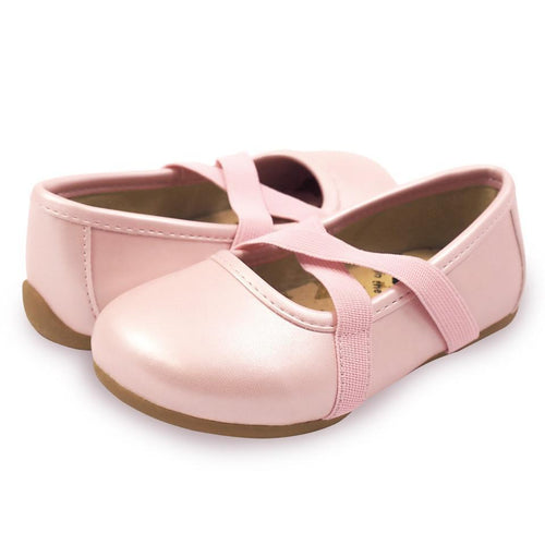 Livie and Luca Aurora Pink Flats