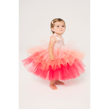 Tutu Couture Sequin Dress