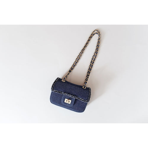 Maeli Rose Denim Purse