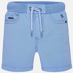 Mayoral Baby Boy Bermuda Shorts with Ribbed Waist