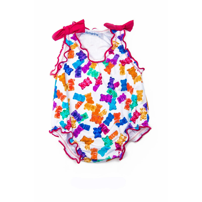 Submarine Baby Gummybear Bubble One Piece