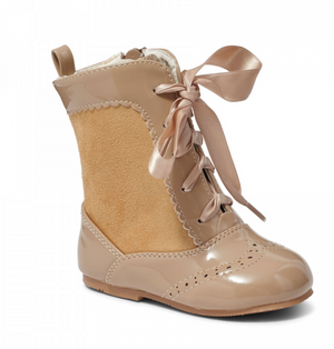 Sevva Nina Boot in Camel