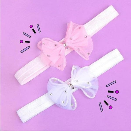 Bari Lynn Teeny Bow Headband