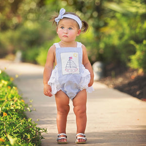 Haute Baby Sail Away Sunsuit