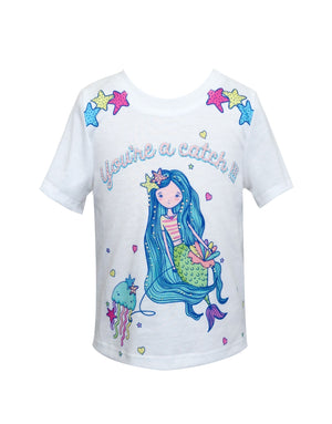 Baby Sara Mermaid Top