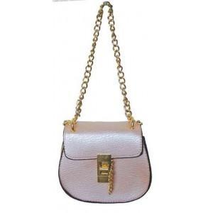 Iridescent Bag in Pink or White