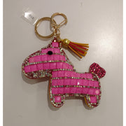Chloe K Puppy Purse Charm