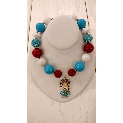 Posh And Prissy Dorothy Necklace
