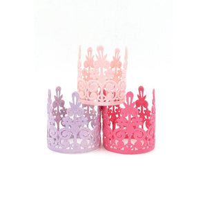 Lace Crown Elle Mini