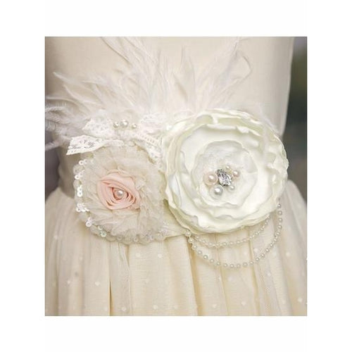 Frilly Frocks Sash FSA03