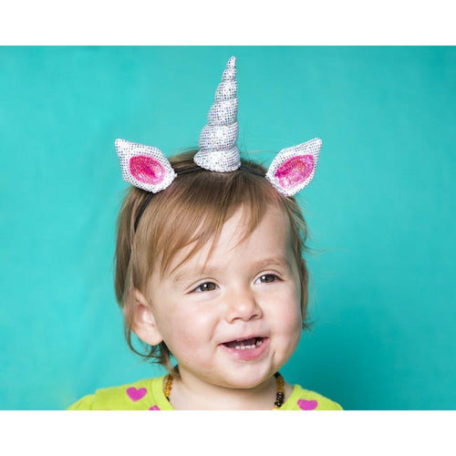 Brooklyn Owl Unicorn Ear Set