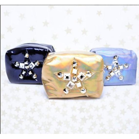 Bari Lynn Make Up Bag