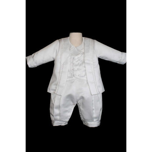 Sweetie Pie Boys Christening Outfit