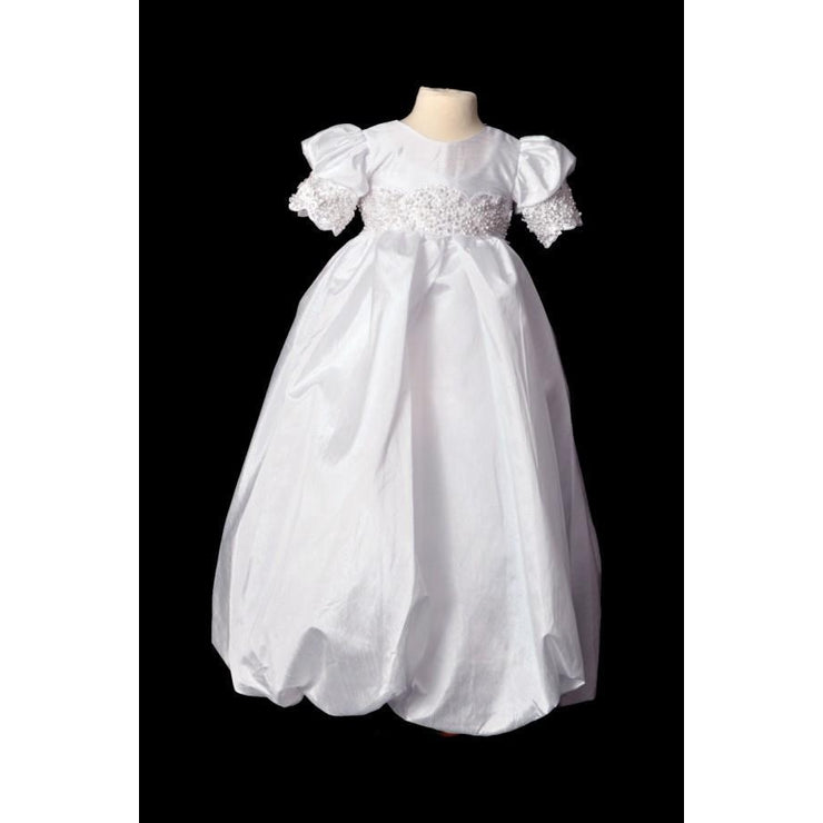 Sweetie Pie Pearl Christening Gown