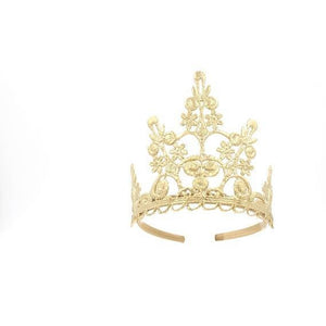Lace Crown Elle Tiara