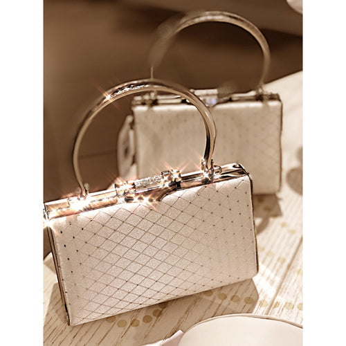 White Box Handbag