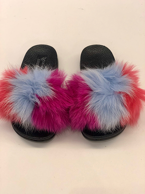 Furry Unicorn Slides