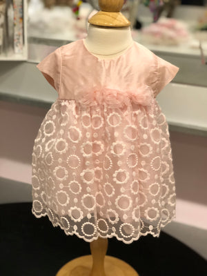 Bebemonde Pink Celebration Dress