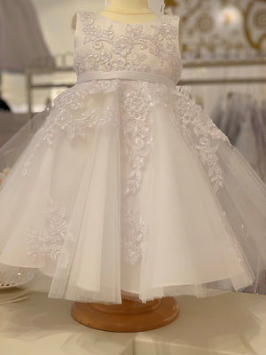 Sweetie Pie White Lace Dress