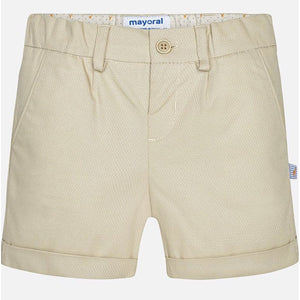 Mayoral Short in Beige