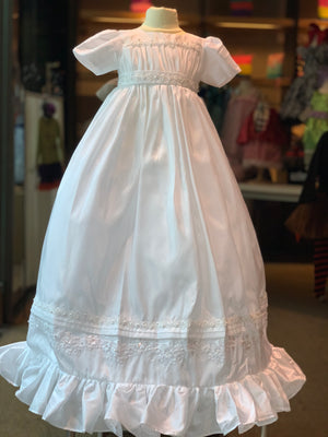 Sweetie Pie Shantung Gown