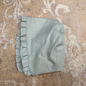 Gold Lurex Bonnet